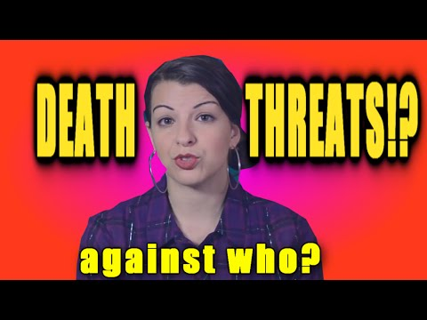 Anita Sarkeesians 'death threats' and Joss Whedons 'misogyny'!