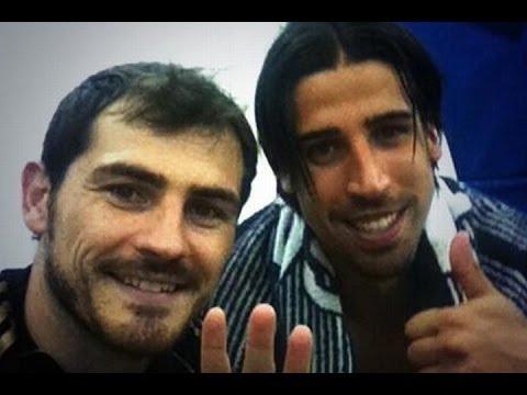 Casillas jugará en Liga y Khedira vuelve a la lista