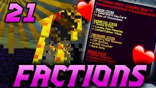 "Minecraft COSMIC Faction: Episode 21 ""BRAND NEW COSMIC CRATE!"" w/ MrWoofless"