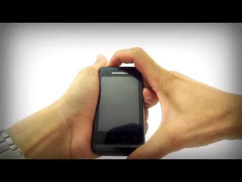 Hard Reset Motorola XT321 / XT320   Como Formatar. Desbloquear. com Problema