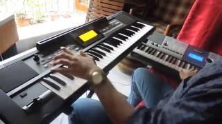 Pehla Nasha (Jo Jeeta Wohi Sikandar) Instrumental Cover on Roland e09