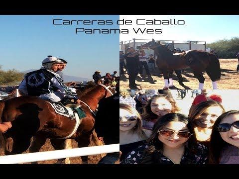 Vlog:Carreras De Caballo Panama Wes Vs. El Yoyo|Diana Martinez
