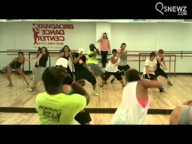 Q Choreo / Vegas Audio Ninjas -