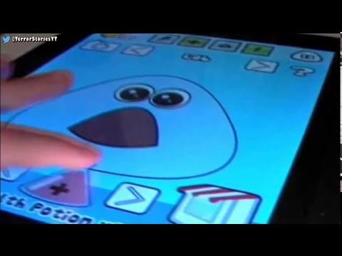 Creepypasta Aplicación Pou Nº666