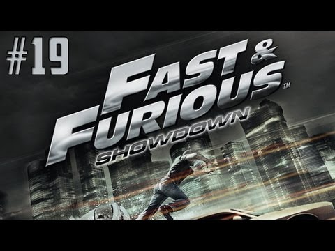 Fast & Furious: Showdown - Walkthrough - Part 19 - Germany Hijack (X360/PS3) [HD]