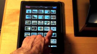 Apple iPad_ Importing Photos from a USB Media Card Reader