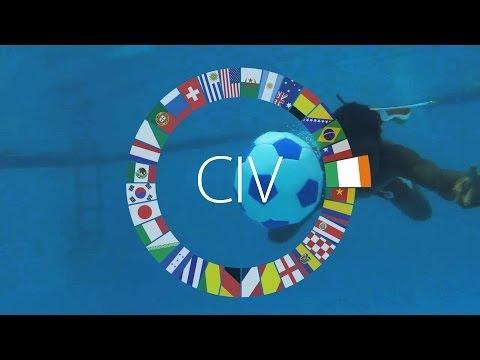 Les matches ont lieu au Brésil mais le monde entier est en fête. Voici la samba de la Côte d'Ivoire. Visa, everywhere you want to be. Inspirez-vous des 31 au...