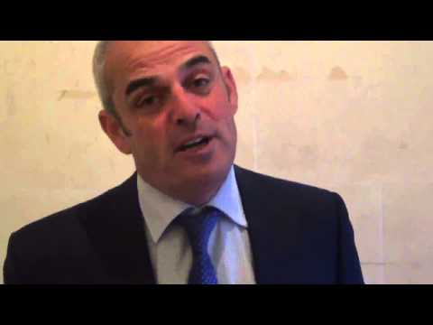 Ryder Cup Captain, Paul McGinley, declares support for GOAL at Irish Open