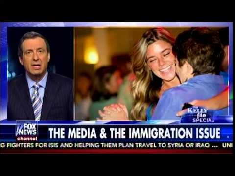 The Media & The Immigration Issue - The Kelly File