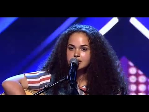 Rachael Thompson - The X Factor Australia 2014 - AUDITION [FULL] klip izle