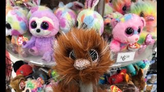SHOPPING FOR THE 2019 BEANIE BOOS 🛒(and review)