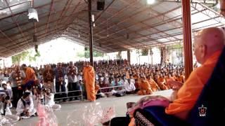 Guruhari Darshan 6 Oct 2014, Sarangpur, India