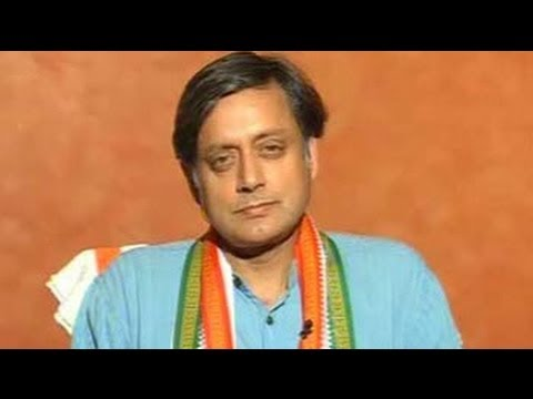 In God's Own Country, Shashi Tharoor Seeks Blessings To Fight Tough Poll Battle video