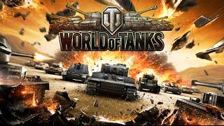 Стрим по танкам WoT 02.02.2016, Стрим World of Tanks с Rados23