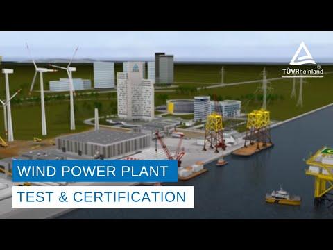 Wind Power Plant | TÜV Rheinland