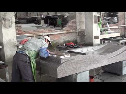 Granite manufacturing in China 3-2011