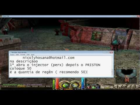 priston tale hack REGEN 2013