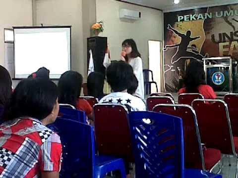 Seminar Dan Pendidikan Sex Remaja Pemuda Sintang 2014 (tommy Menua Sungai Kelik) video