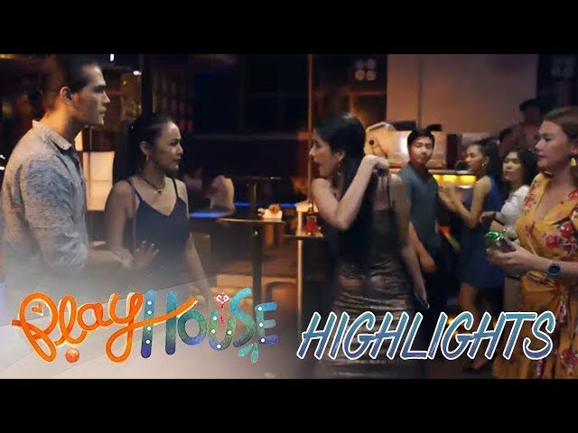 Playhouse: Patty and Natalia got in trouble | EP 40