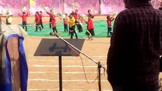 School children dance music England(4)