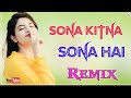 sona kitna sona hai bolywood hit remix dj song Hero No.1 | 1997 Songs | Govinda, Karisma Kapoor