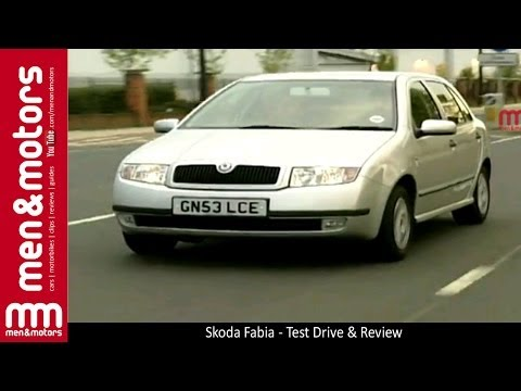 Skoda Fabia - Test Drive & Review