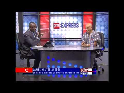 Ghana's Economy Heading For A Crash - PM Express on Joy News (16 2 15)
