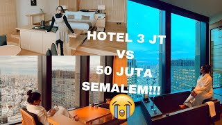 hotel 50 juta semalem itu worth it ga .. japan vlog!