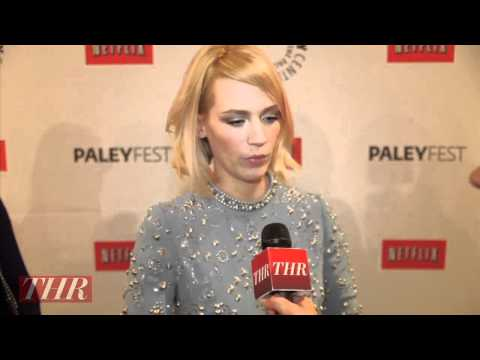 January Jones 'Mad Men' PaleyFest 2012