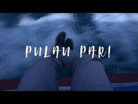VLOG - Destinasi & Biaya Jalan Jalan ke Pulau Pari (Kepulauan Seribu)