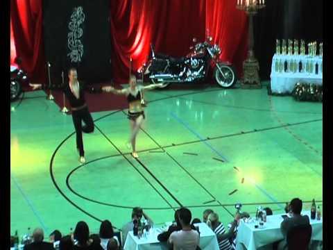 Marina Elvers & Jens Wedemeyer - Norddeutsche Meisterschaft 2011
