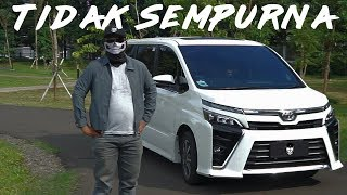 Toyota Voxy Review Indonesia