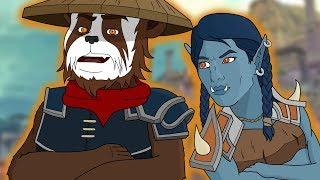 Two Guildies Have a Meltdown P1 - World of Warcraft