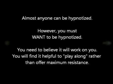 Hypnotize Yourself For Sexual Pleasure video