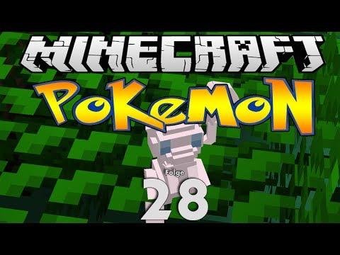 Minecraft Pokemon: #028 MEW HD