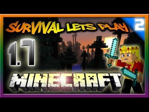 Minecraft 1.7 Survival Series Lets Play Part #2 Mega Taiga!