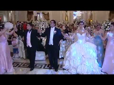 Albanian Wedding: Madrit & Ajshe Valle