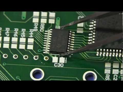 EEVblog #434 - SMD Thermal Pad & Drag Soldering Tutorial