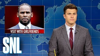 Weekend Update: R. Kelly Held without Bail - SNL