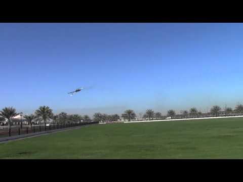 Tareq Alsaadi - TSA 700 with YS ENGINE 91 SR-X TAREQ- Hatori muffler - mutti-gov pro