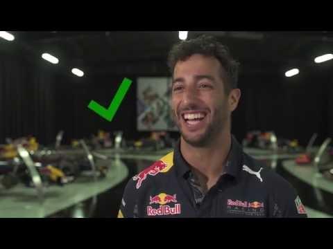 Great British Feast Off with Daniel Ricciardo