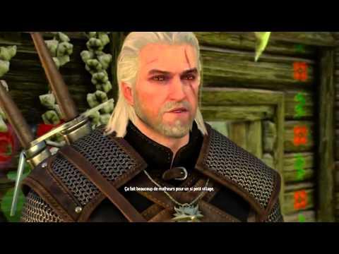 The Witcher 3 - Découverte Gameplay FR No Spoil - Le Retour de Geralt et de Kedi!