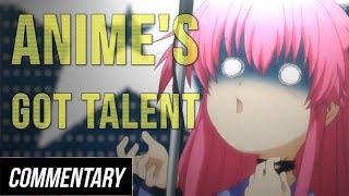 [Blind Reaction] Anime's Got Talent