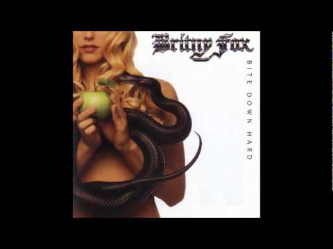 Britny Fox - Liar