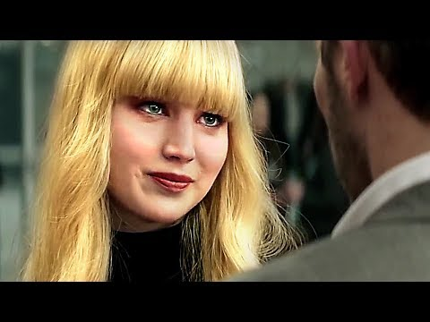 RED SPARROW : 10 Minutes From The Movie ! (All The Clips With Jennifer Lawrence)
