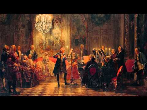 Friedrich II - 'Der Große' Flute Concertos | Christoph Huntgeburth Ensemble Sans Souci Berlin