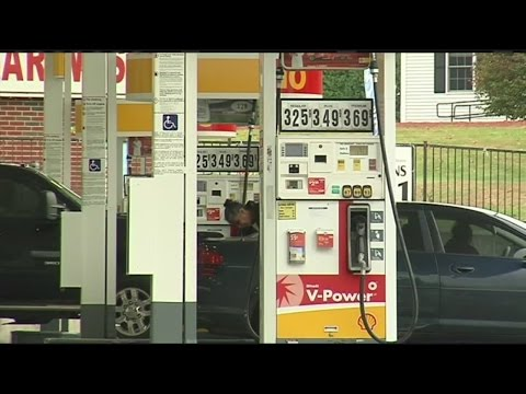 Gas prices keep falling in western Mass.
