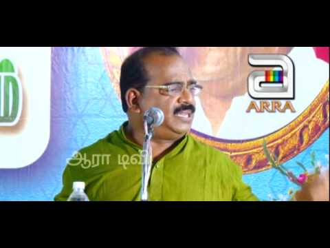 Best Tamil Speech by Nanjil Sampath @ Chidambaram