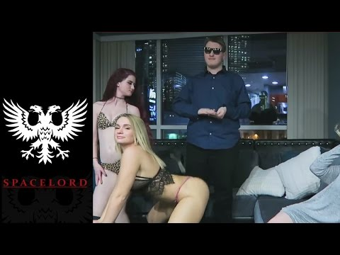 Scarce And Zoie Burgher In Hotel Room