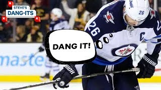 NHL Worst Plays of The Year - Day 30: Winnipeg Jets Edition | Steve's Dang Its
